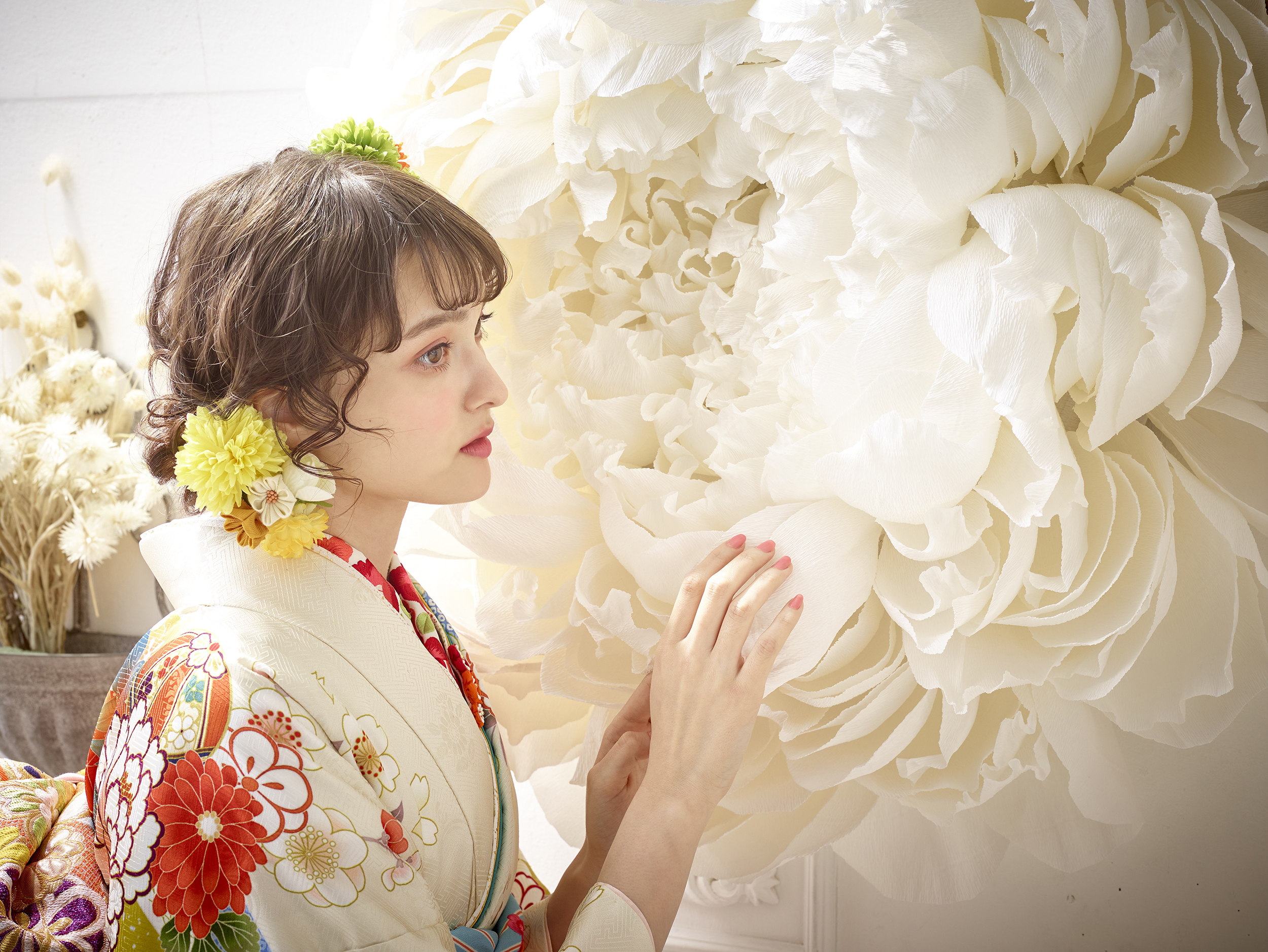 ふりそでfRIQUe(フリーク)|呉服の松葉がプロデュースするおしゃれな振袖専門店イメージ